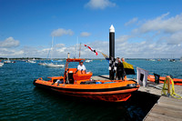 Hayling Rescue RIB refit