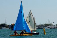 Chichester Harbour Federation's Regatta Week S3 Tues 11 Aug 09. Series 3