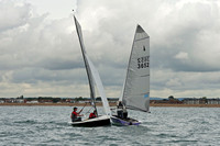 2011 Merlin UK Nationals. The Match Race start to finish!